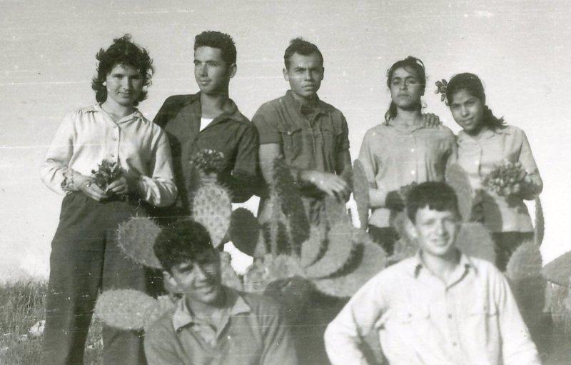 תמונה 50- 908 -ג'ש 1956-קב' ארז-שמות בסכום