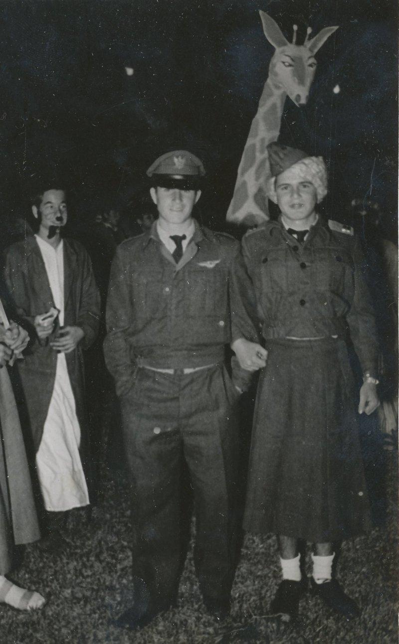 תמונה 54- 908 -ג'ש 1956-קב' ארז-פורים במוסד-שמות בסכום
