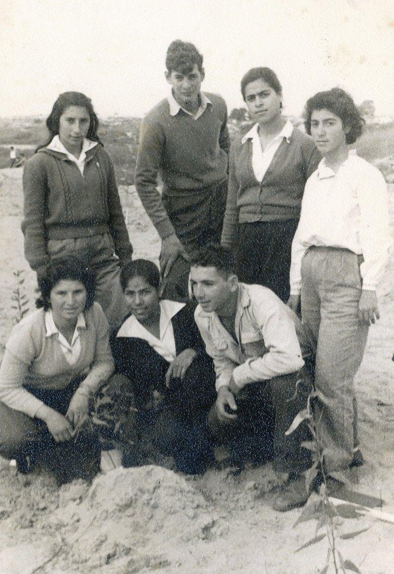 תמונה 56- 908 -ג'ש 1956-קב' ארז-טו' בשבט-שמות בסכום