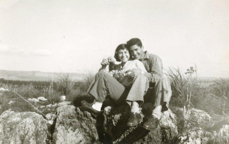 תמונה 59- 908 -ג'ש 1958-קב' ארז-יעל טל אליהו בכר בסער