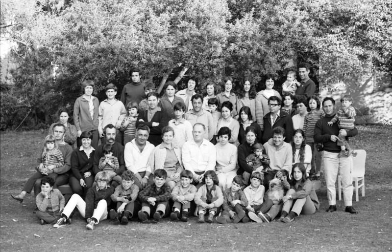 תמונה 10- 723-ג'ש 1971-חג 50 שנה לקבוץ-יסעור-ניצנים לדורותיהם