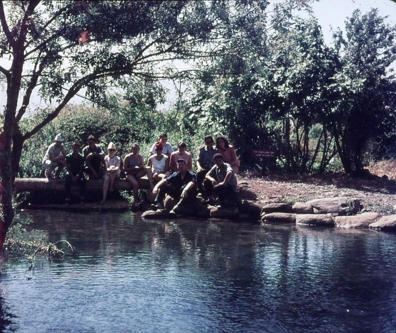 שקופית 108- 334 -ג'ש 1970-5-קבוצת חבצלת בטיול-לזיהוי