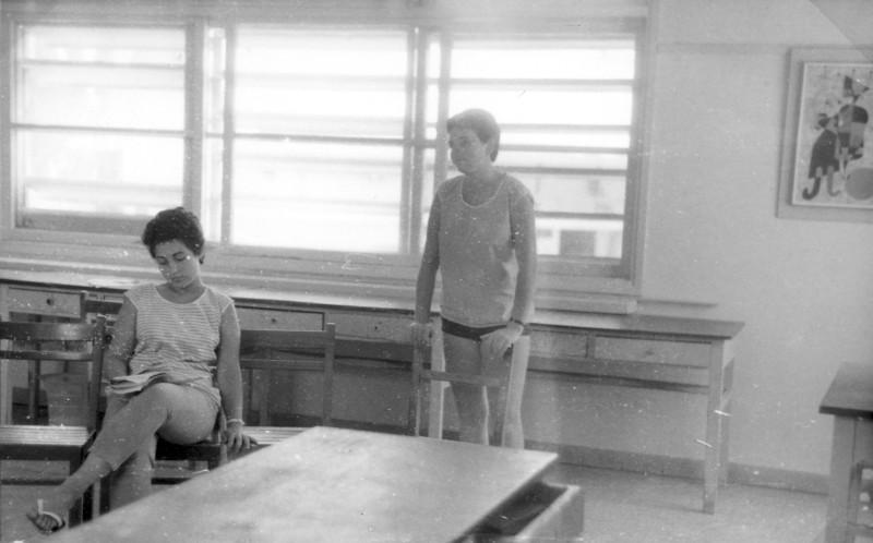 תמונה 7- 966 -ג'ש 1965-6-קב' רקפת-בכיתה-לזיהוי