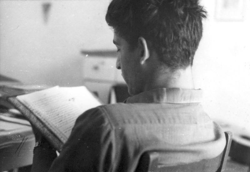 תמונה 10- 966 -ג'ש 1965-6-קב' רקפת-בכיתה-בני עמיר