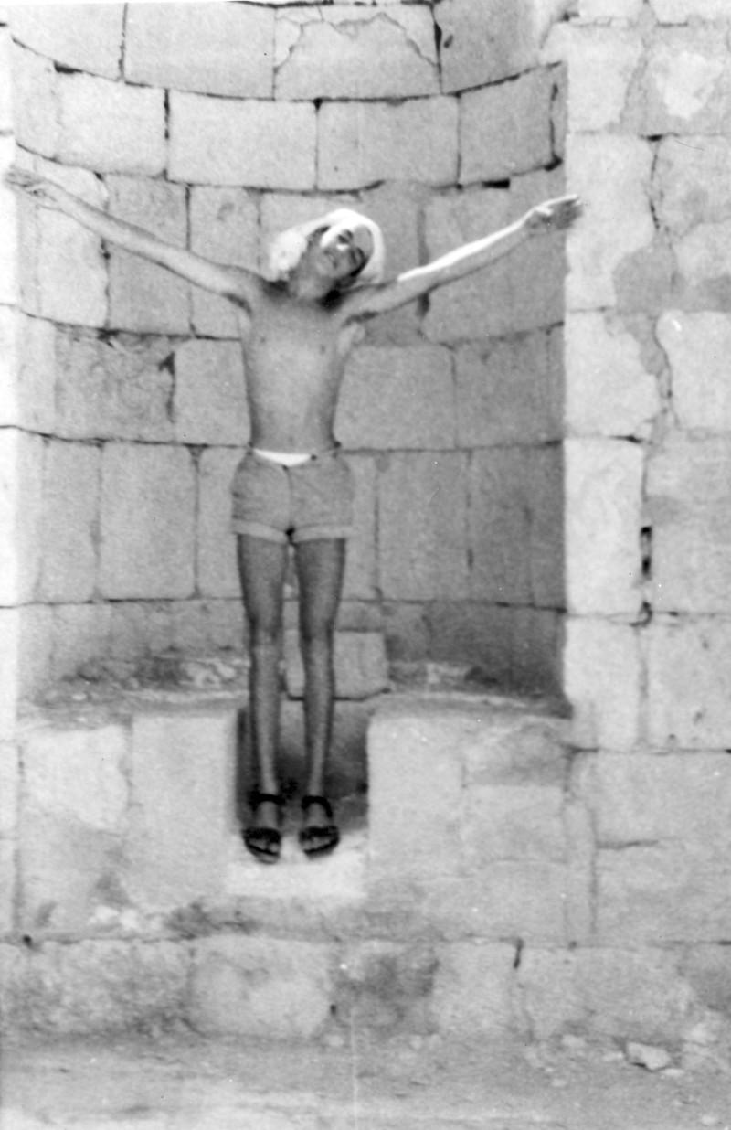 תמונה 23- 966 -ג'ש 1965-6-קב' רקפת-בטיול-דודי פליקמן