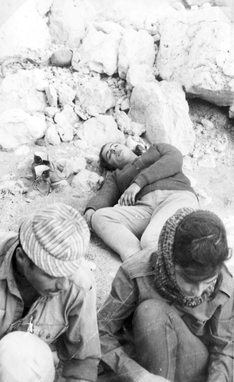 תמונה 28- 966 -ג'ש 1965-6-קב' רקפת-בטיול