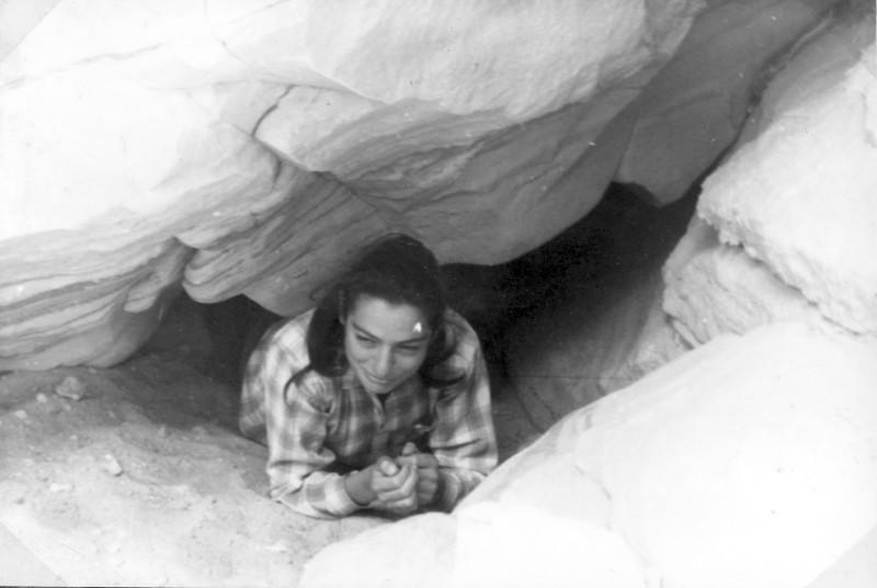 תמונה 32- 966 -ג'ש 1965-6-קב' רקפת-בטיול-נורית יגאל-כהן
