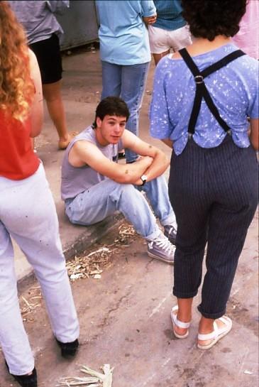 שקופית 9- 50 -גן-שמואל-קב כוכב 1987-אורי פרנק