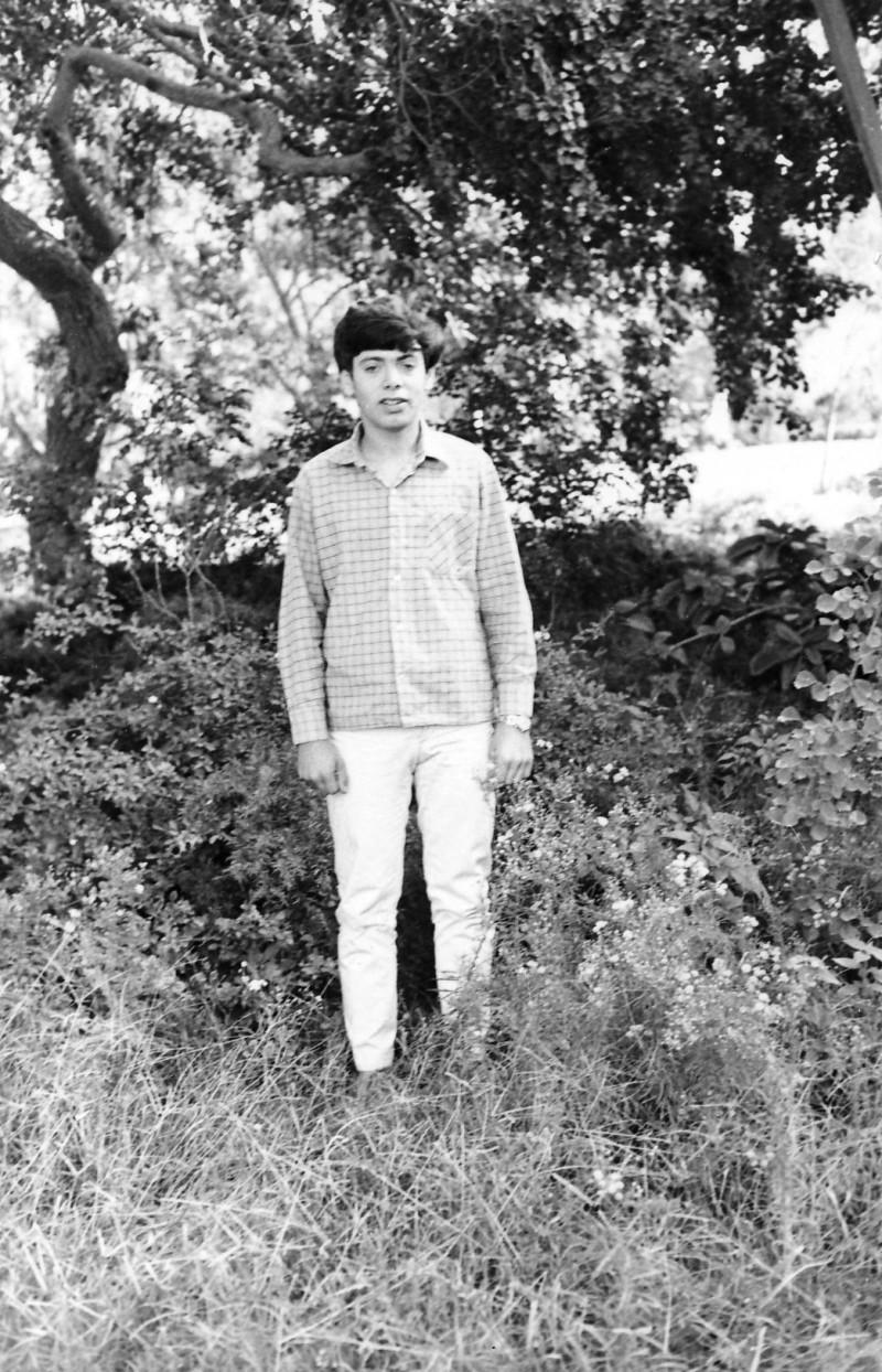 תמונה 11- 411 - גן-שמואל-קב' הדס 1972 - עמוס קין