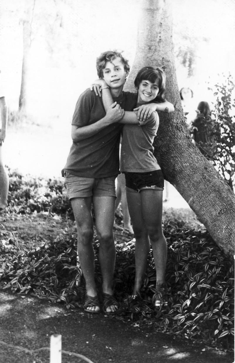 תמונה 12- 411 - גן-שמואל-קב' הדס 1972 - נועה לב יאיר צור