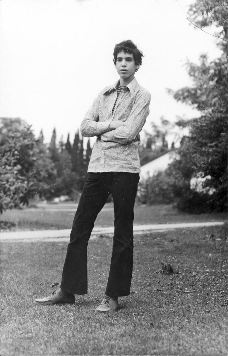 תמונה 25- 411 - גן-שמואל-קב' הדס 1972 - עמי זגגי