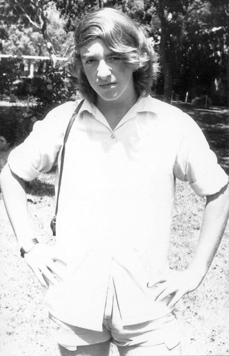 תמונה 27- 411 - גן-שמואל-קב' הדס 1972 - יגאל גפני-הבן של פאולינה