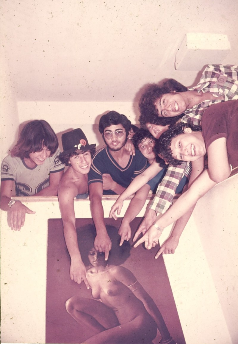 שקופית 22- 181 -ג'ש 1975-8-מוסד חינוכי-קב' להבה