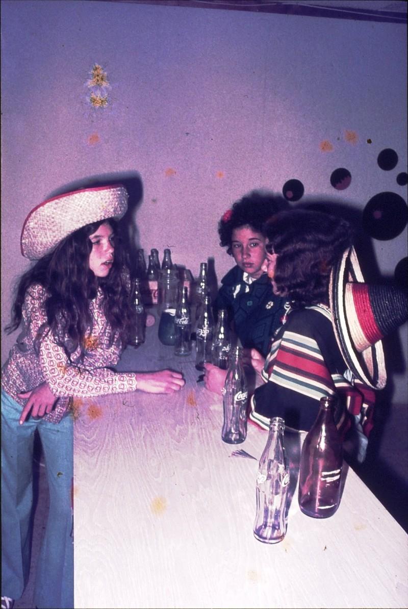 שקופית 2- 172 -ג'ש 1974-6-פורים קב' סלע-צלילה עופר עינת פט-מורפגו