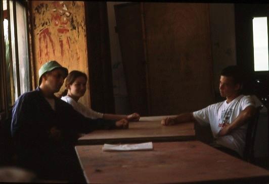 שקופית 2- 37 -מוטי ראובן יסמין כץ ליאור גולדשטיין 1992