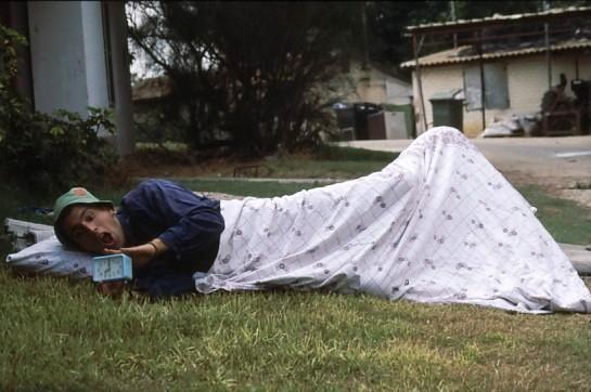 שקופית 12- 37 -מוטי ראובן קב' קשת 1992
