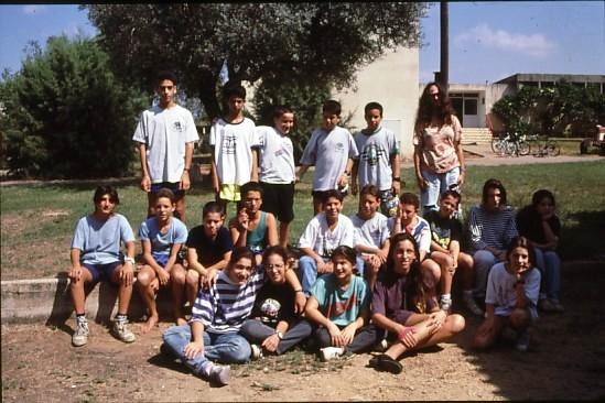 שקופית 1- 49 -גן-שמואל-קב' כוכב 1995