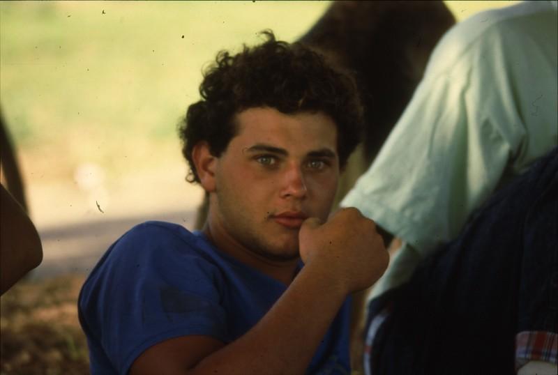 שקופית 13- 192 -גש 1988-קב לבנה-בסיום המוסד- אלי לוי