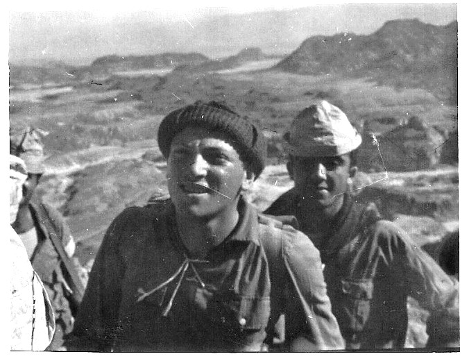 דוד ויעקב במדבר... 1966