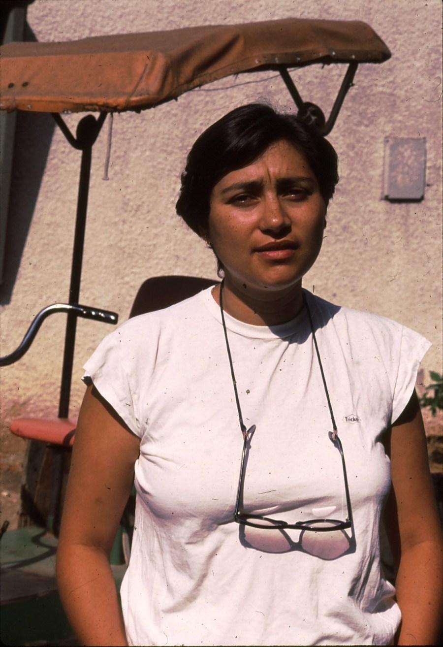 שקופית 27- 174 -ג'ש 1992-3-צוות המוסד החינוכי-קטי סקוט