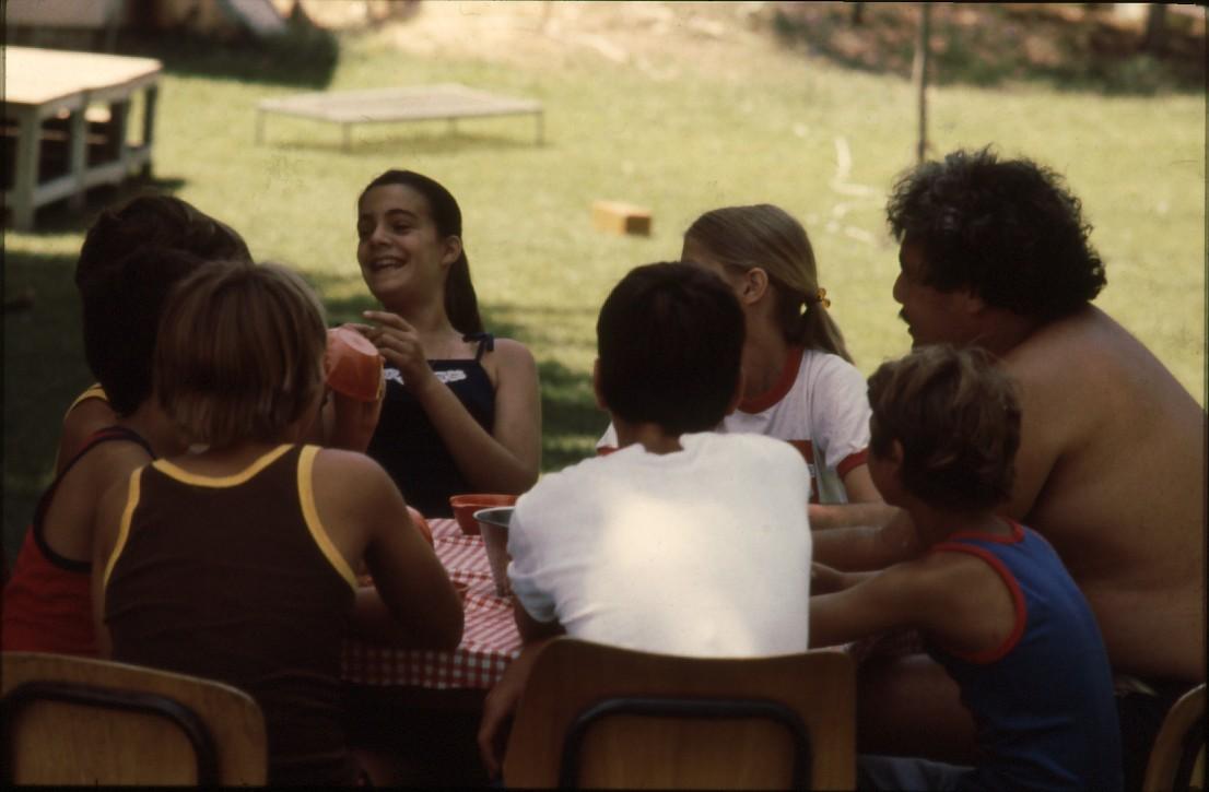 שקופית 1- 231 -ג'ש 1980-קב' רותם-חיים זוט איילת עמיר וילדי רותם