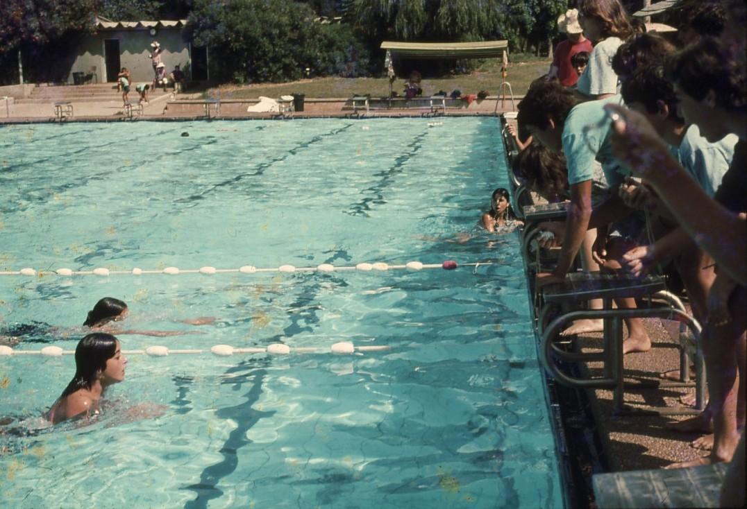 שקופית 30- 231 -ג'ש 1980-3-אליפות המוסד בשחייה