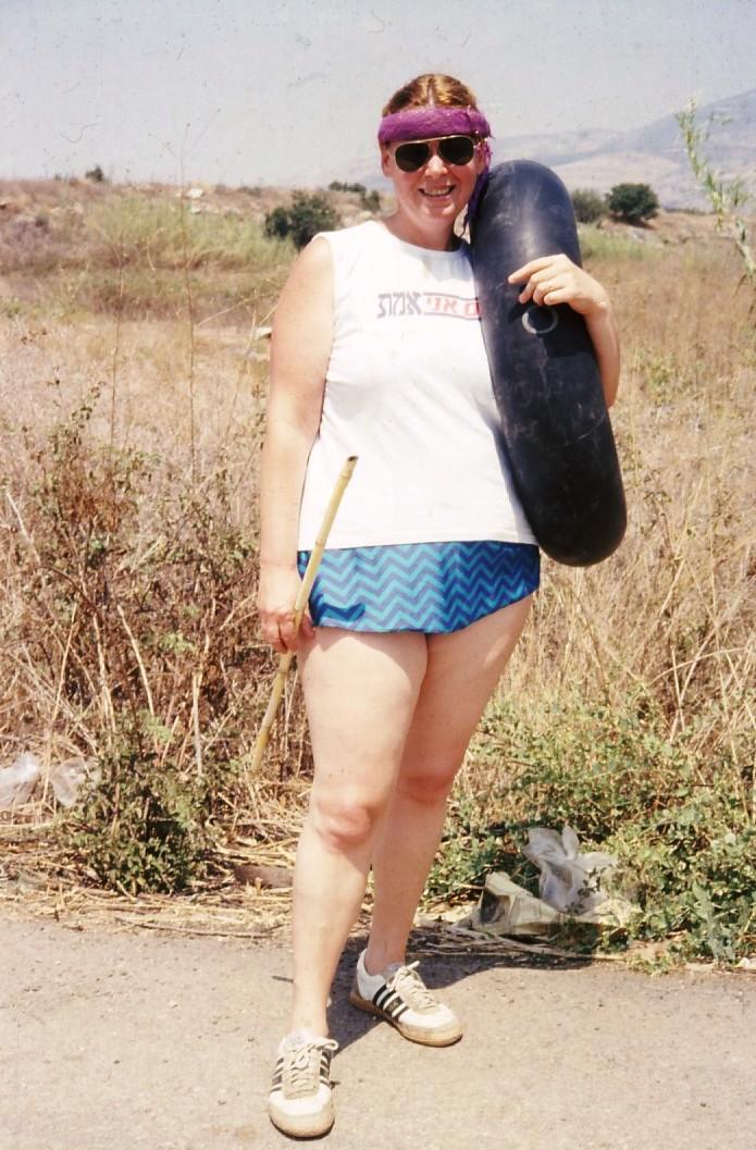שקופית 34- 231 -ג'ש 1986-המוסד-מסע אבובים בירדן-יהודית קוחלי-ורטש