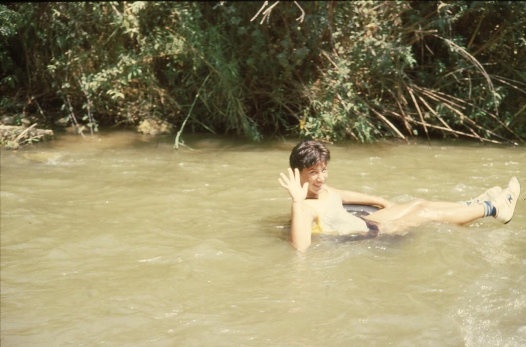שקופית 38- 231 -ג'ש 1986-המוסד-מסע אבובים בירדן