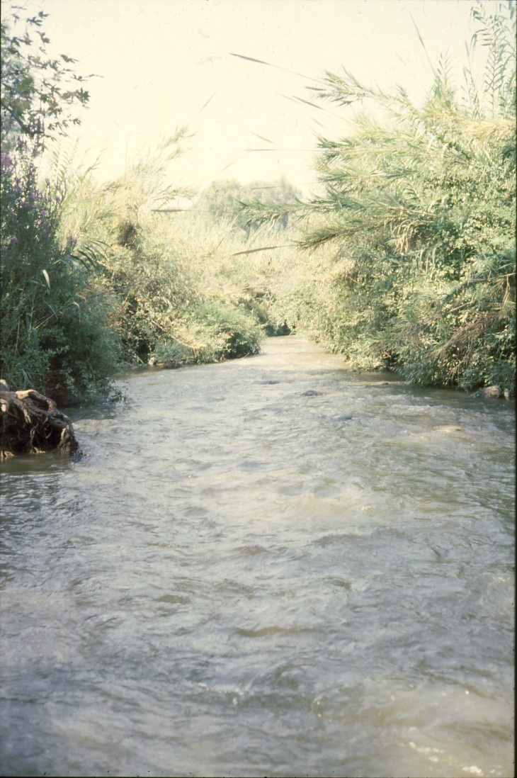 שקופית 45- 231 -ג'ש 1986-המוסד-מסע אבובים בירדן