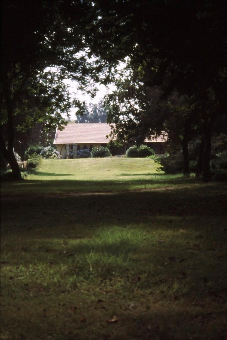 שקופית 50- 231 -ג'ש 1986-9-המוסד-הדשא המרכזי וחדר האכל