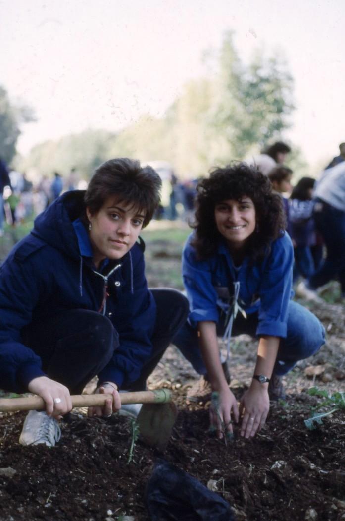 שקופית 57- 231 -ג'ש 1986-קב' רותם-ט'ו בשבט-איילת עמיר שרי גדות