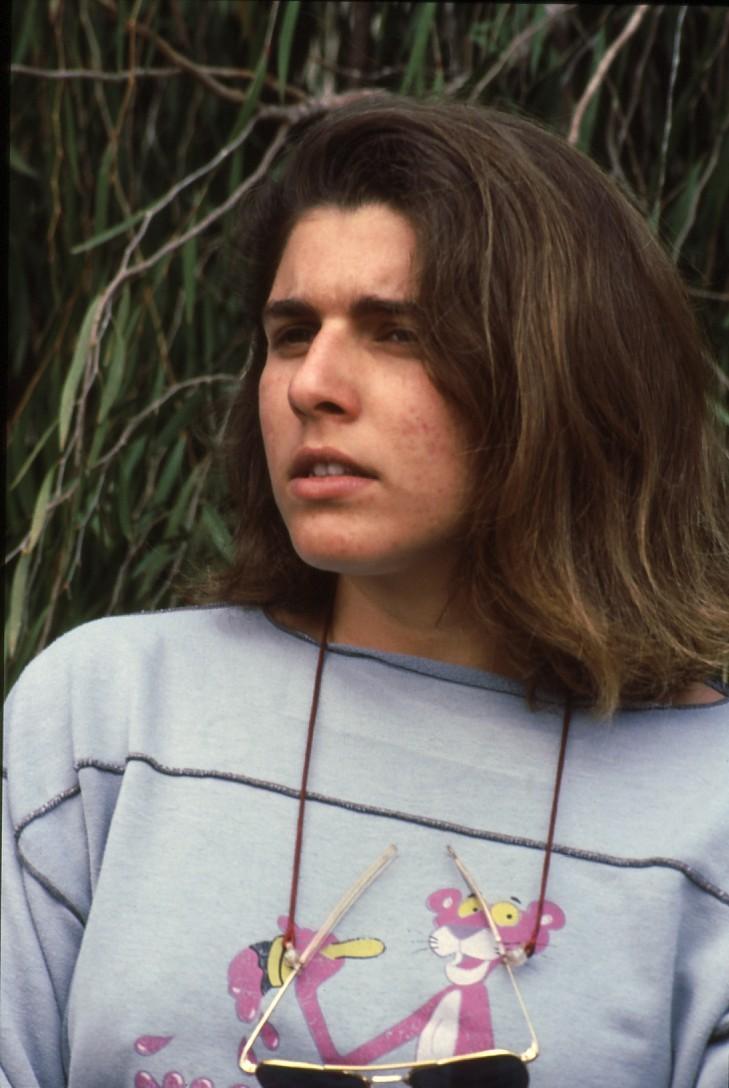 שקופית 44- 236 -ג'ש 1990-קב' מורן-נערה-לזיהוי