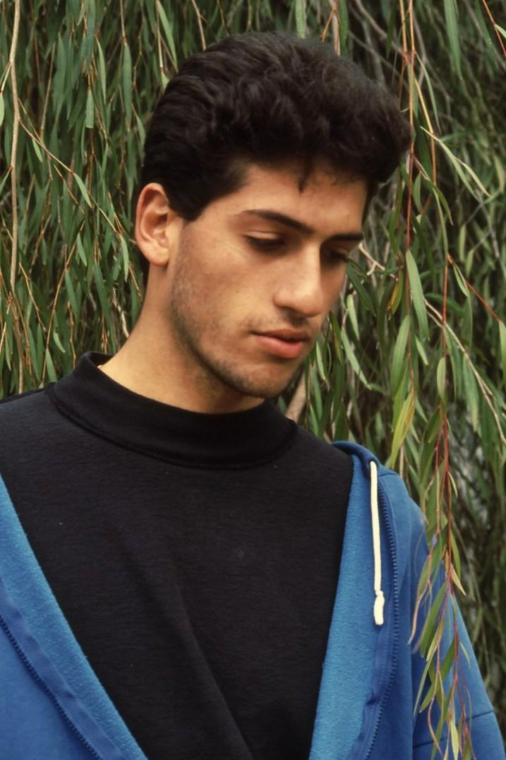 שקופית 45- 236 -ג'ש 1990-קב' מורן-נער-לזיהוי