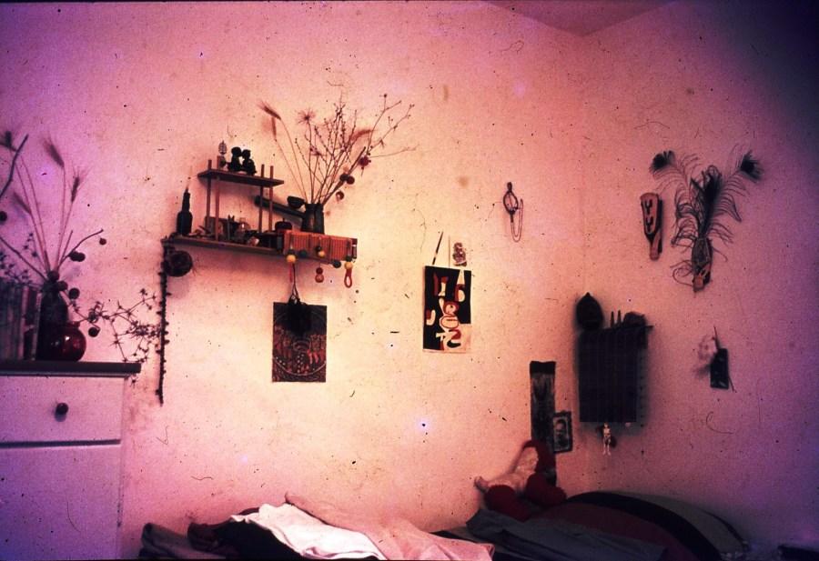 שקופית 4- 296 -ג'ש 1967-קב' חבצלת-חדר במוסד