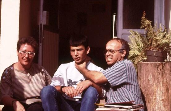 שקופית 9- 47 -גן-שמואל-שמעון זיו-אור מתן כץ אירית רדו 1990-3
