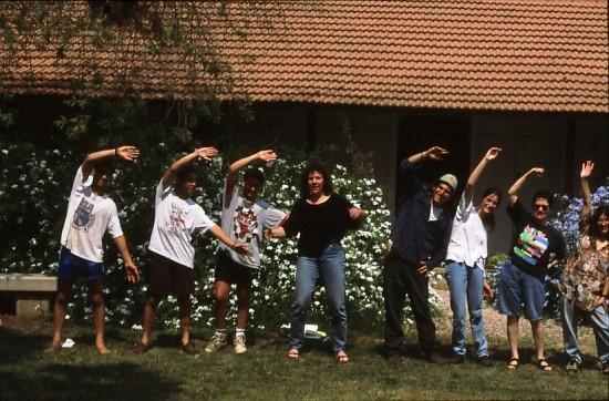 שקופית 8- 47 -גן-שמואל-מורים וחניכים-איימי יסמין כץ מוטי ראובן 1990-3