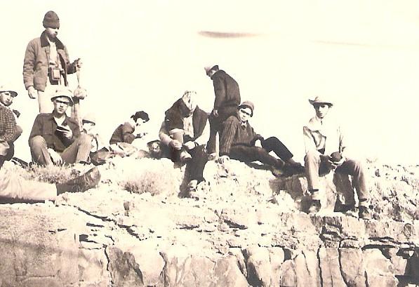 שחף טיול תנועה 1966 זאב, ובלתי מזוהים