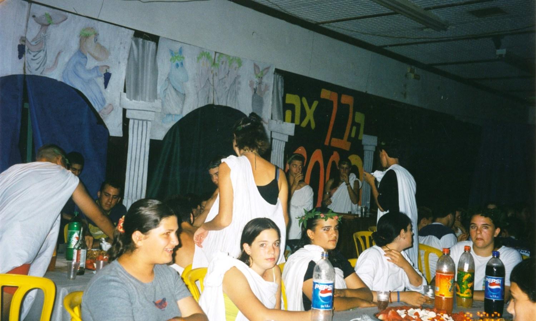 תמונה 13- 15 -ג'ש -2000-הבראה במוסד-שמות בסכום