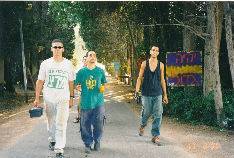 תמונה 25- 14 -ג'ש -2000-קב' ענן-מור לנדסמן זהר כהן דור טבת עמרי קוליקובסקי