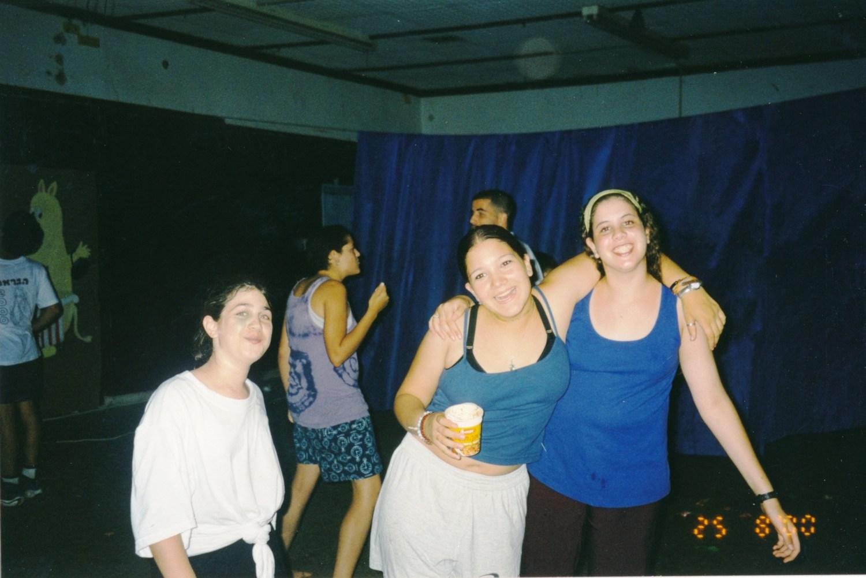 תמונה 26- 15 -ג'ש -2000-הבראה במוסד-שלי לנדסמן גלי להב מרווה עגנון