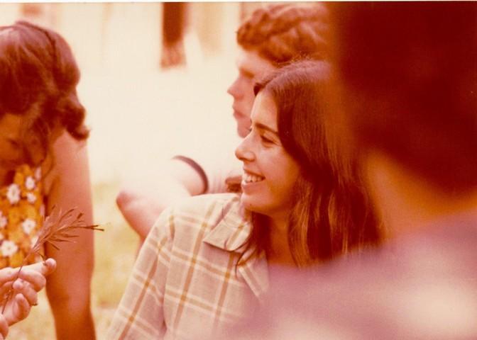 תמונה 28- 345 -גש 1979-רלי מרגלית ליד עמירה