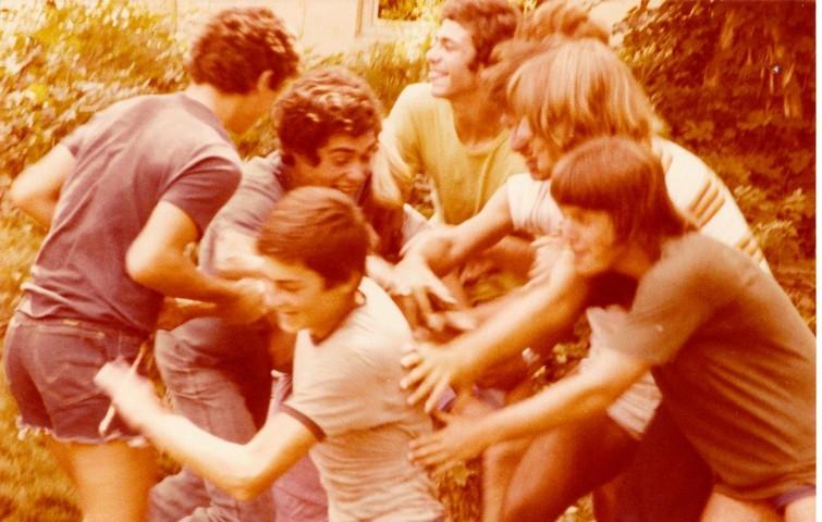 תמונה 29- 345 -גש 1979-חבורת בנים