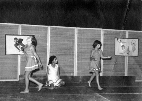 חוג למחול של גבריאלה 1962