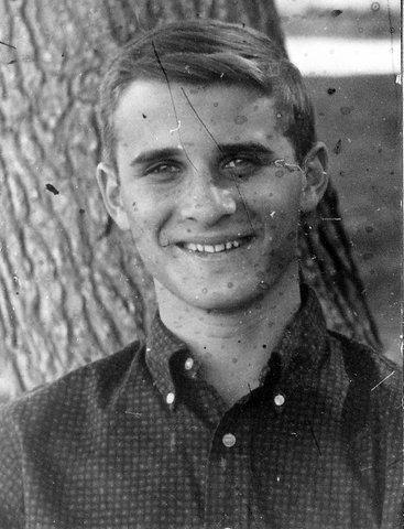 רוני לייטר ילד חוץ ברימון 1964 כיום בארהב
