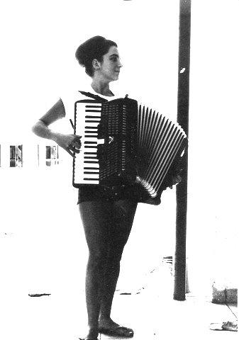 רחל פלג-כדר קבוצת רימון 1963