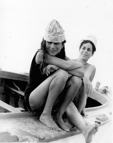 לאקה גלוברמן - יהודית זידנברג 1965
