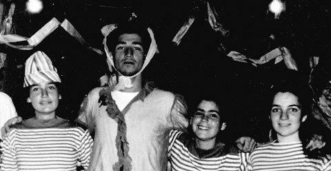 רחל פלג לאקה גלוברמן ברוך לוק חדוה בראון פורים   1962