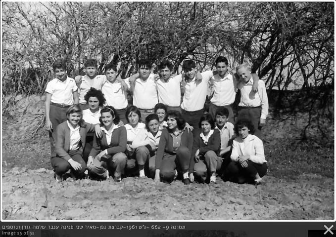 תמונות מקבוצת גפן - שלחה פנינה ענבר