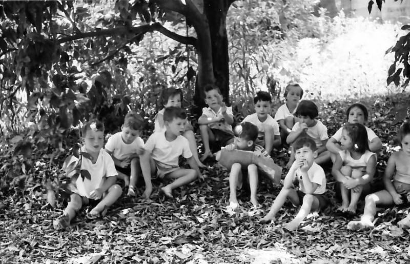 תמונה 44- 555 -גש 1958-ילדי קבוצת אורן