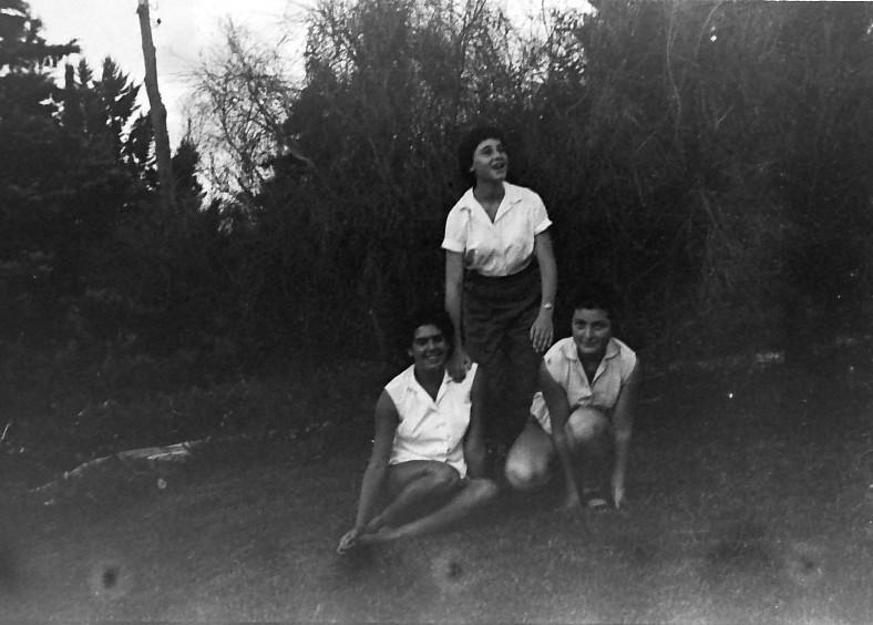 תמונה 11- 793 -ג'ש 1958-עדה ערמון-בן-זאב אורה הדר יעל פלפן